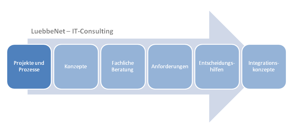 Projekte und Prozesse